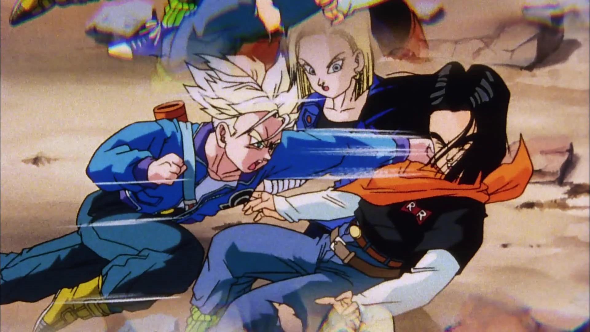 Future Trunks Roots In Panini America S Dragon Ball Z Ccg
